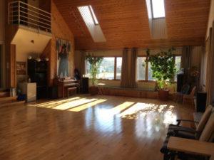 Salle de danse chez Tangusto