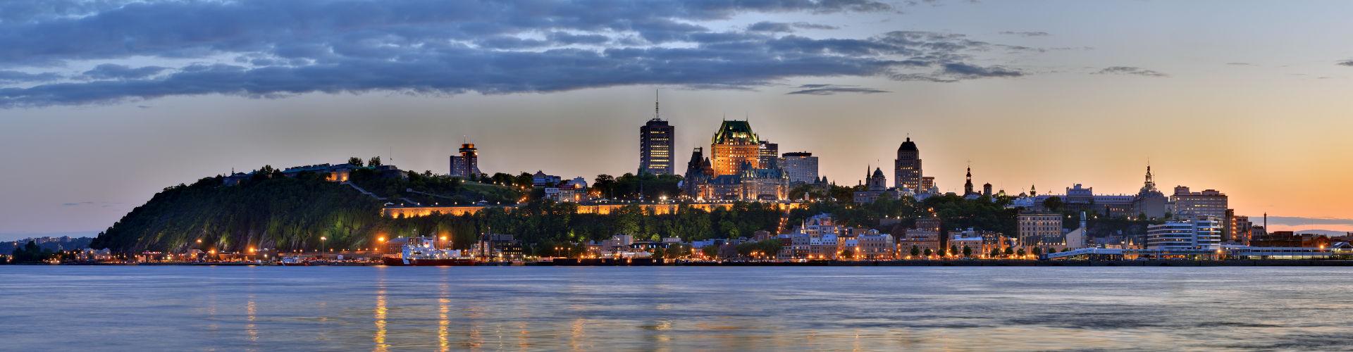 Panorama de Québec
